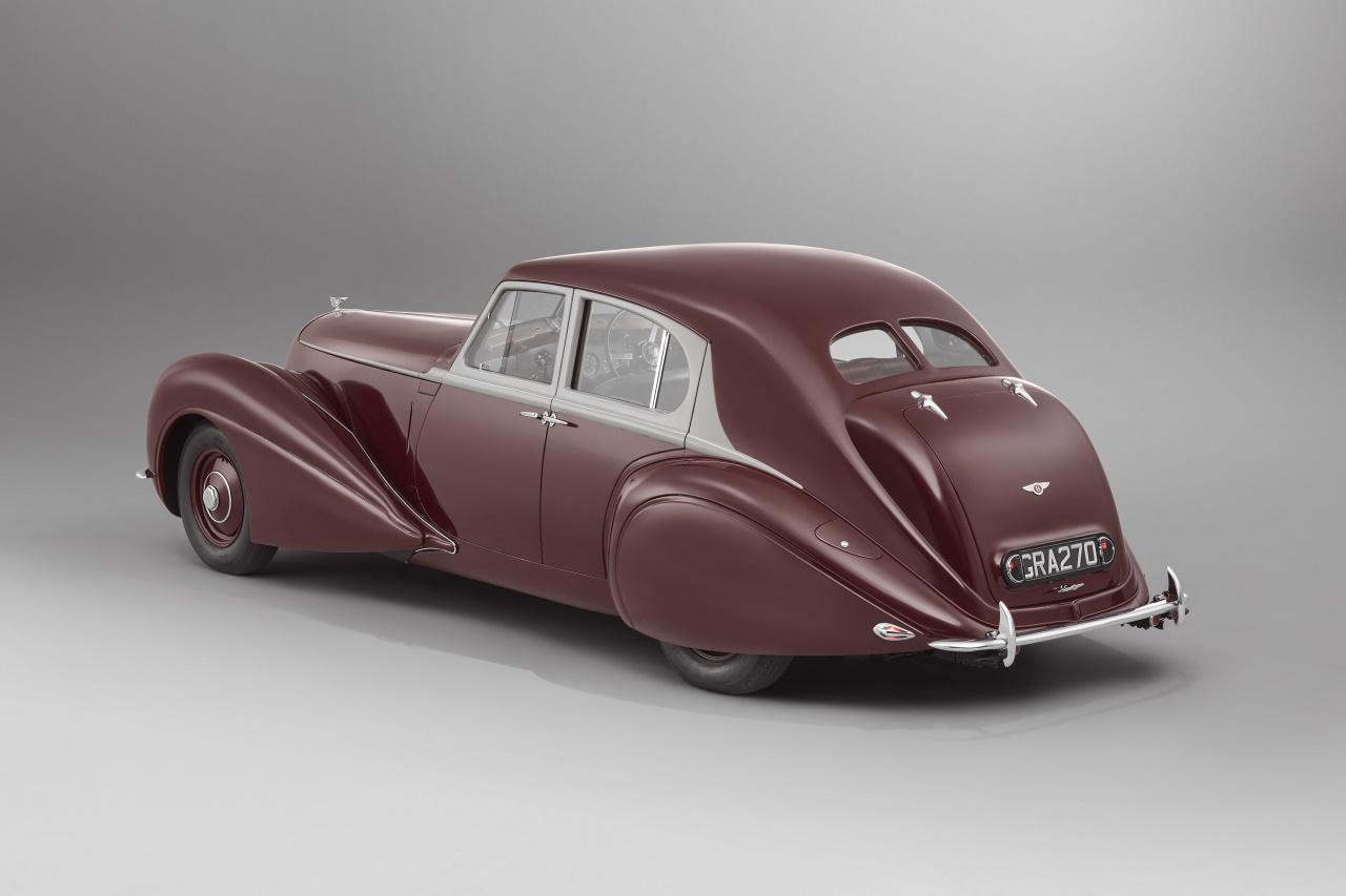 '39 Bentley Corniche Mulliner : Haute couture 2