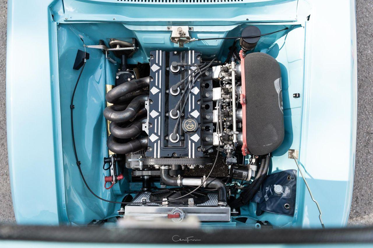 Alfa Romeo Giulia GT Junior Swap 2.7L - Singer à l'italienne ! 26