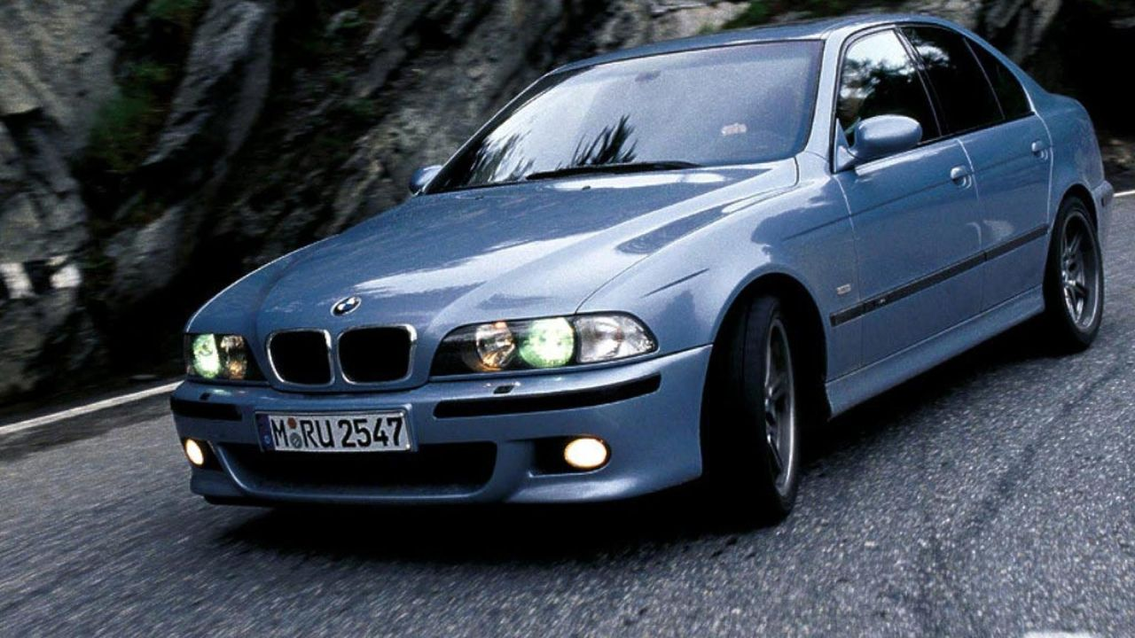 BMW MVR 560i E39 - M5 Super Saiyan ! 20