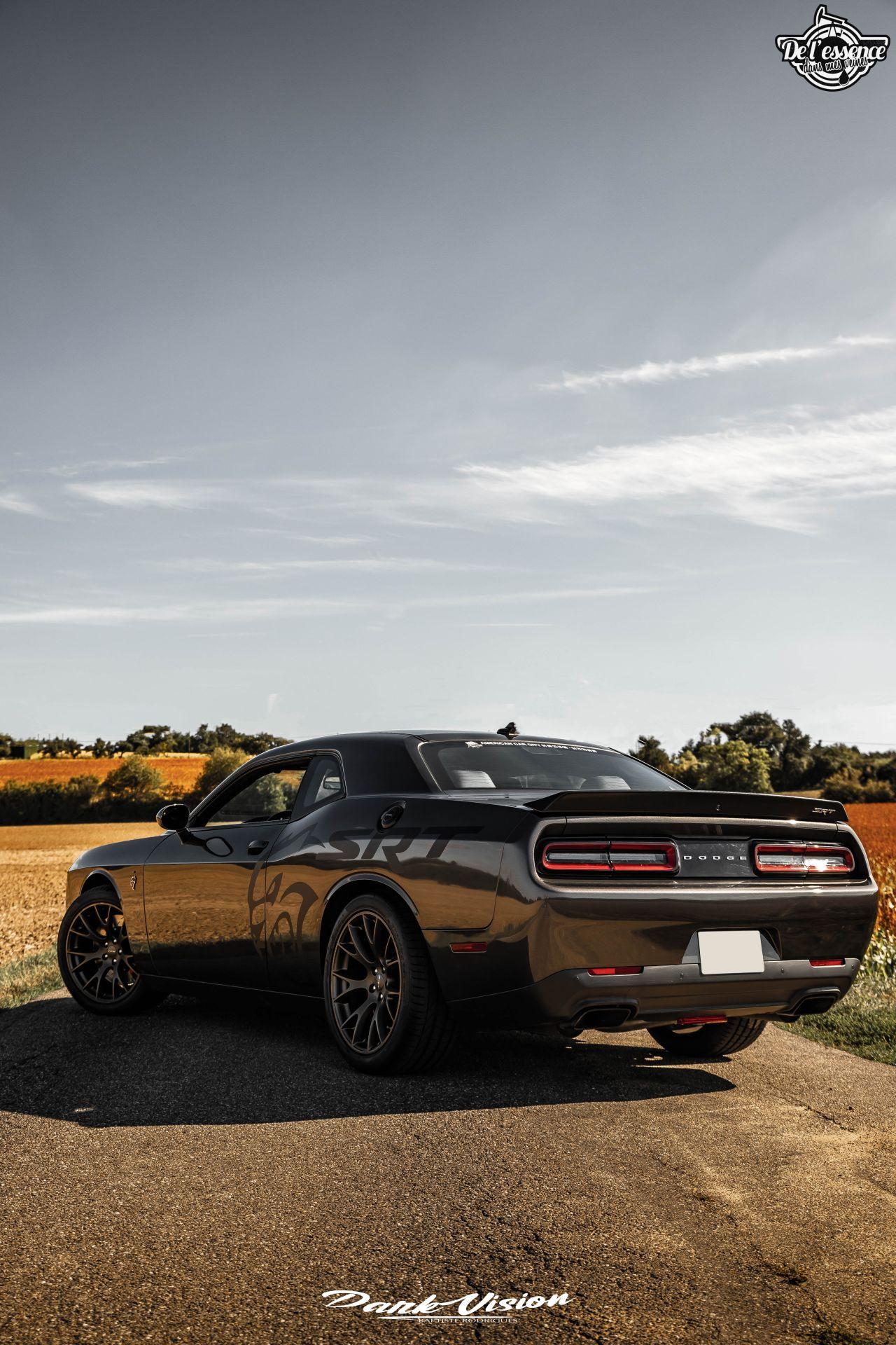 Dodge Challenger Hellcat de 2016 - Elle vous met des beignes ! 19