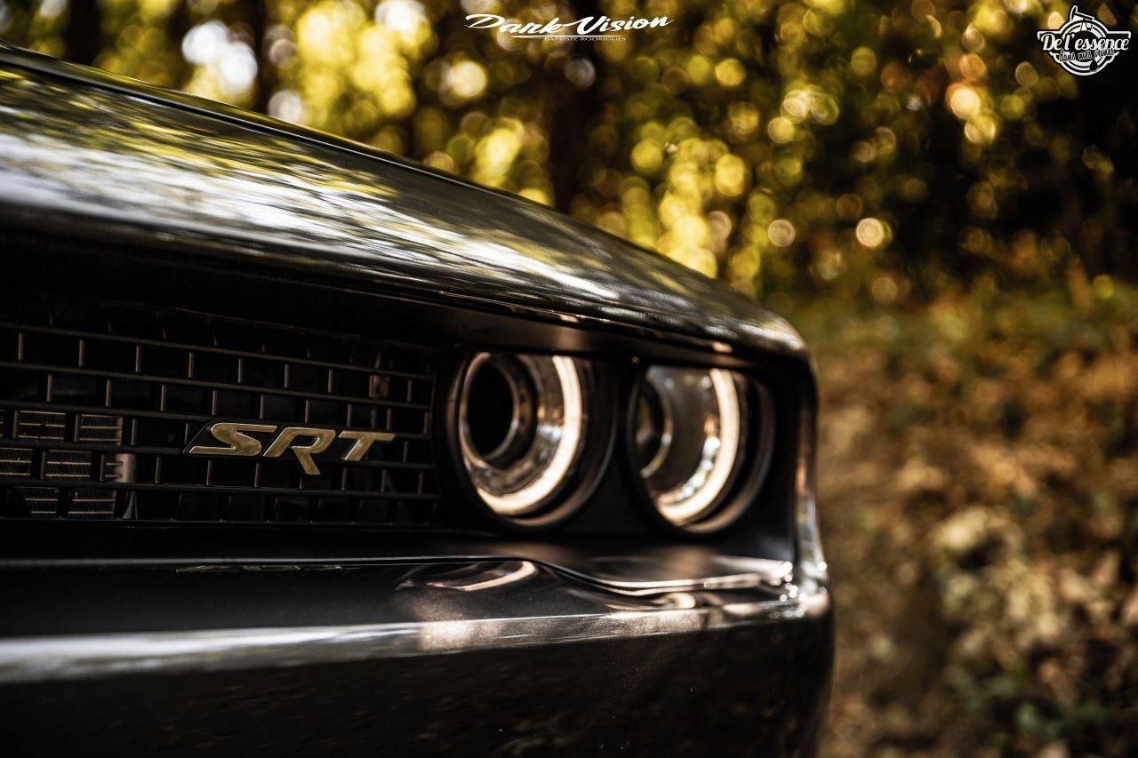 Dodge Challenger Hellcat de 2016 - Elle vous met des beignes ! 24