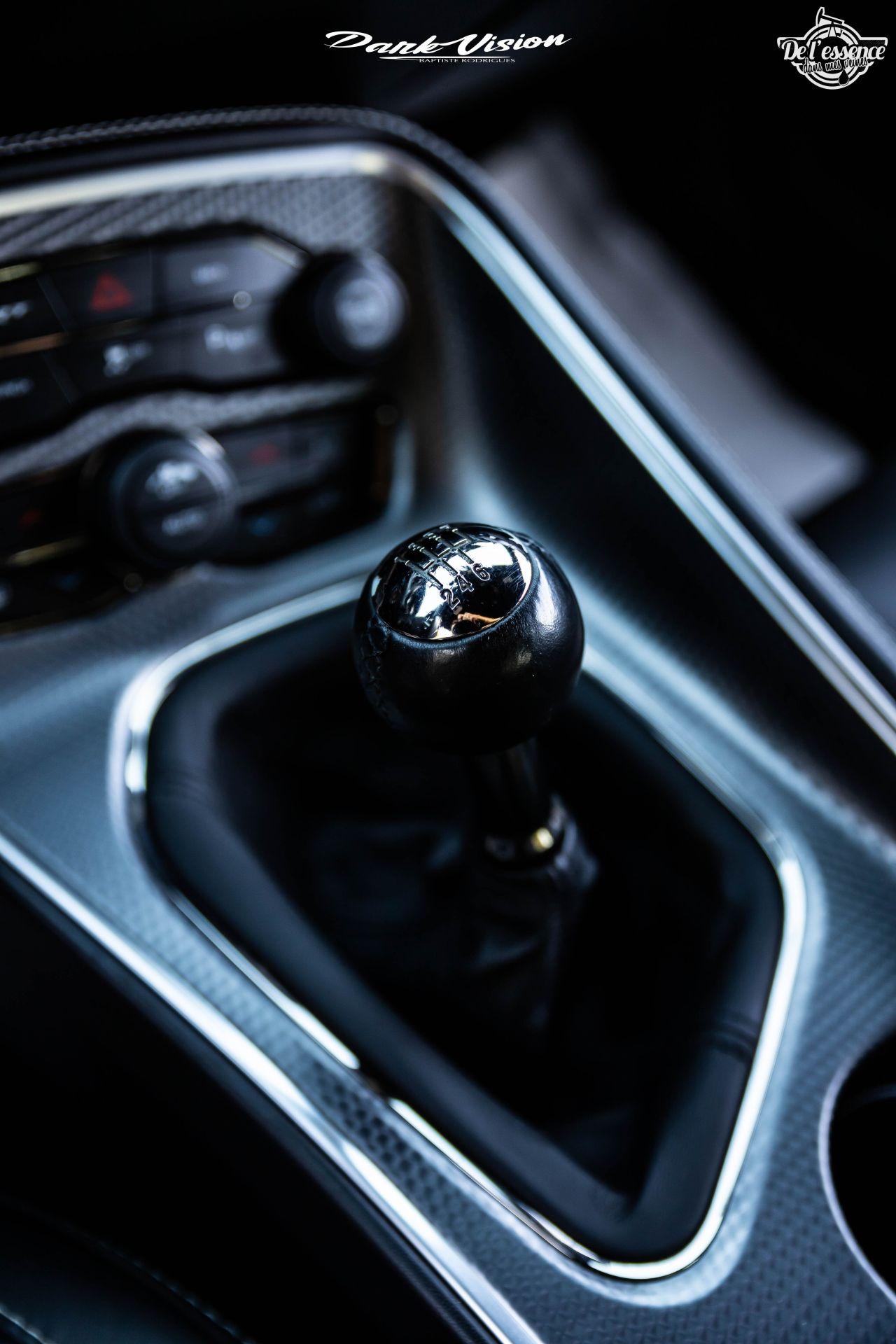 Dodge Challenger Hellcat de 2016 - Elle vous met des beignes ! 25
