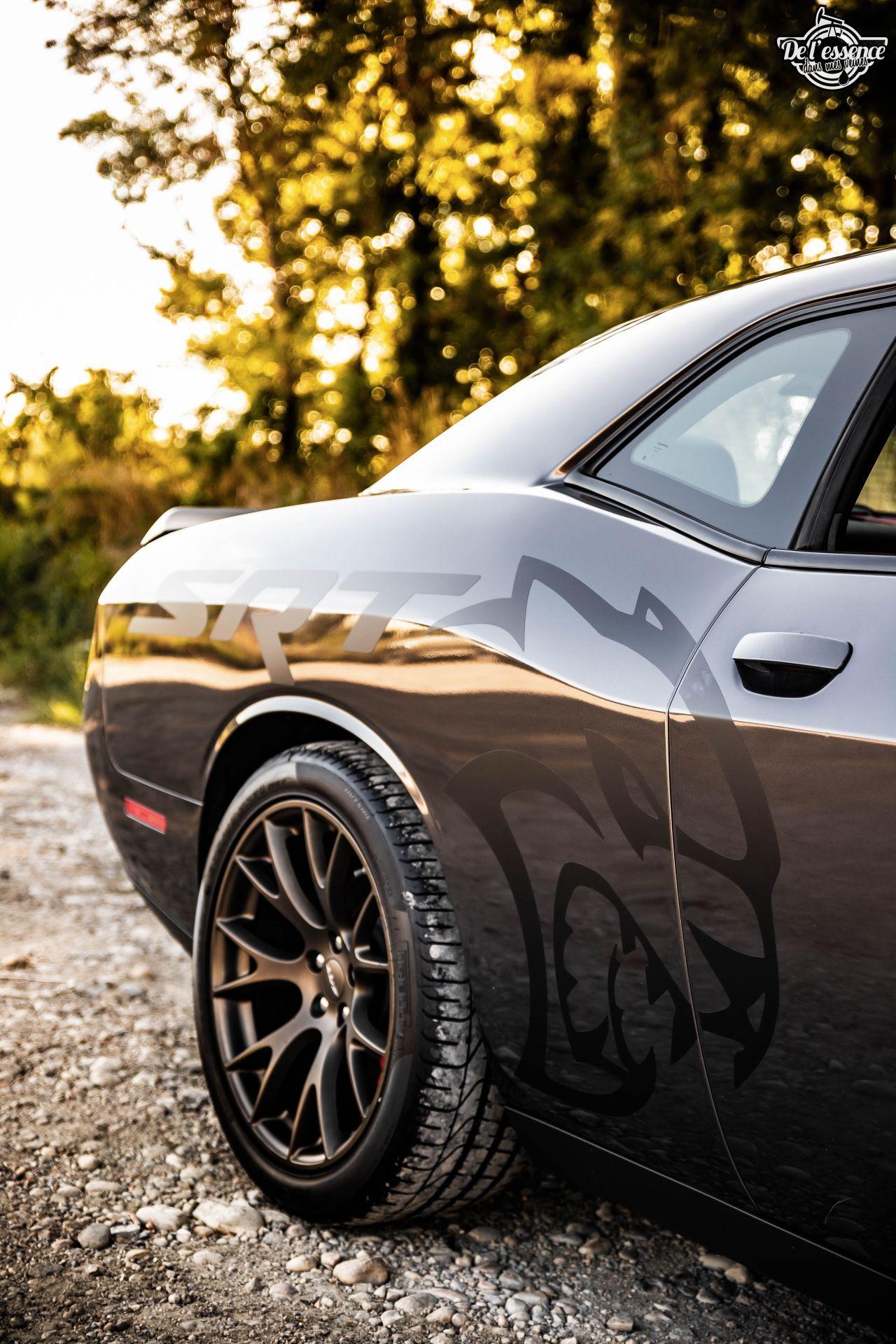 Dodge Challenger Hellcat de 2016 - Elle vous met des beignes ! 21