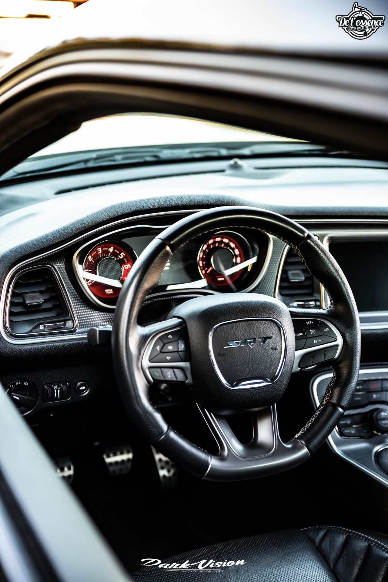 Dodge Challenger Hellcat de 2016 - Elle vous met des beignes ! 29
