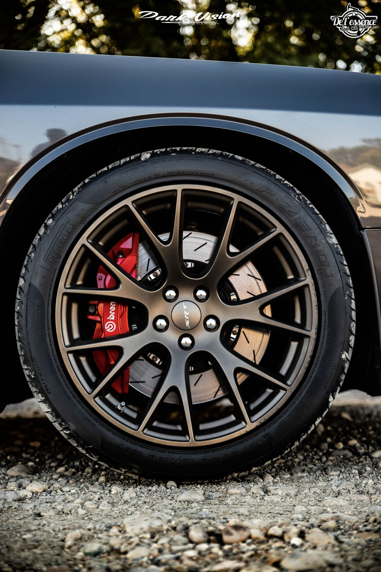 Dodge Challenger Hellcat de 2016 - Elle vous met des beignes ! 34