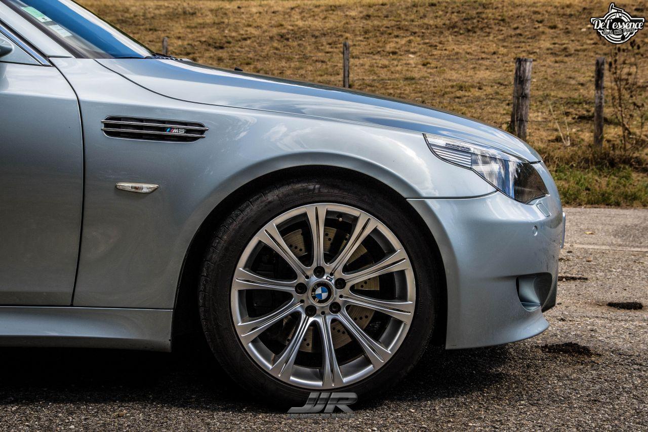 La BMW M5 E60 de Julien - Puissance sans violence ! 33