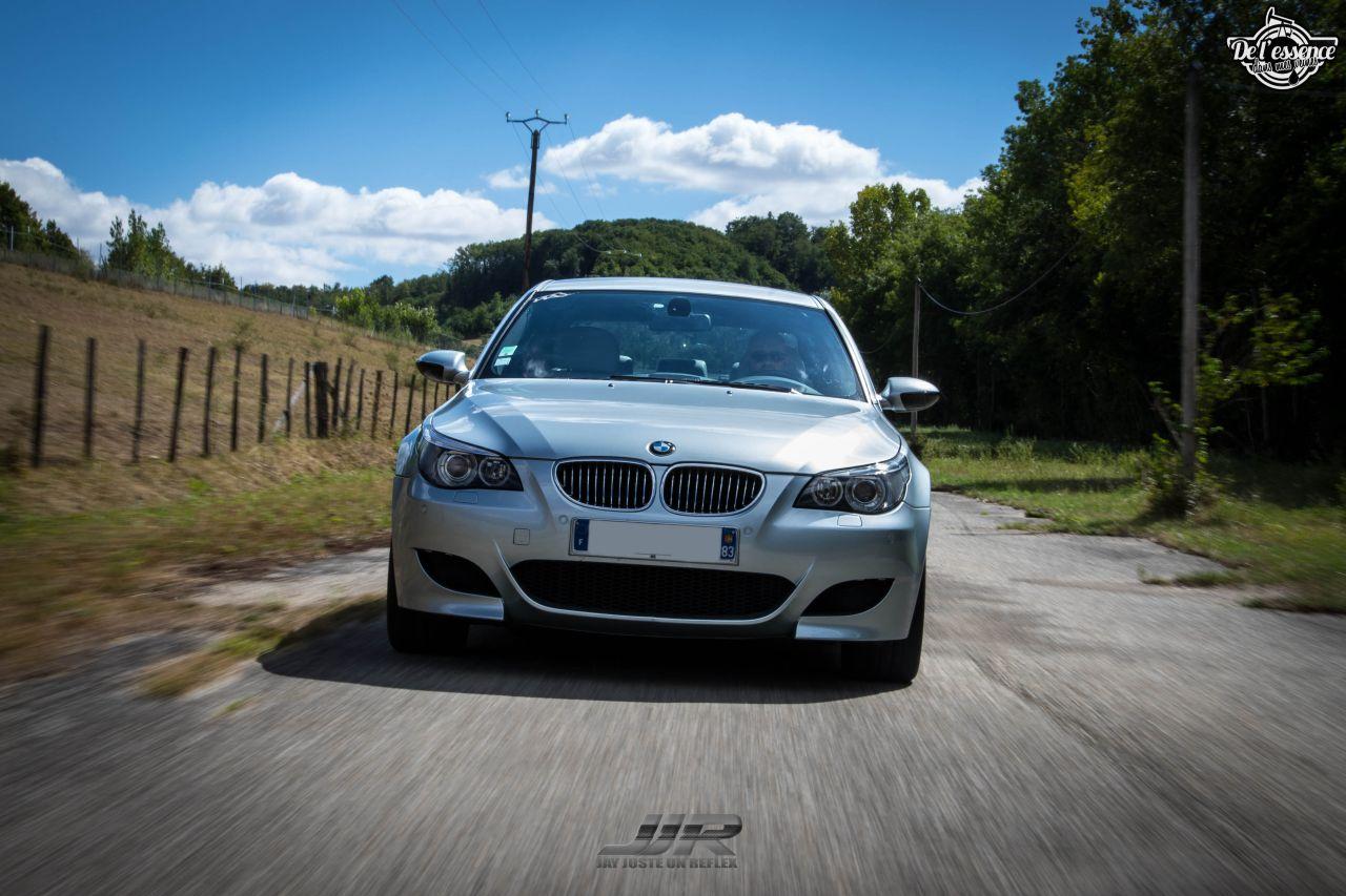 La BMW M5 E60 de Julien - Puissance sans violence ! 35