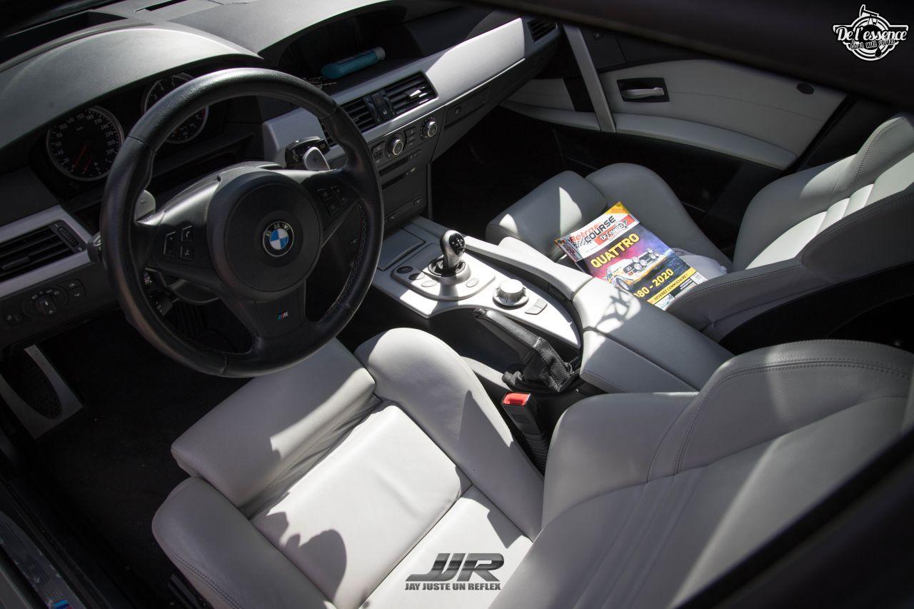 La BMW M5 E60 de Julien - Puissance sans violence ! 28