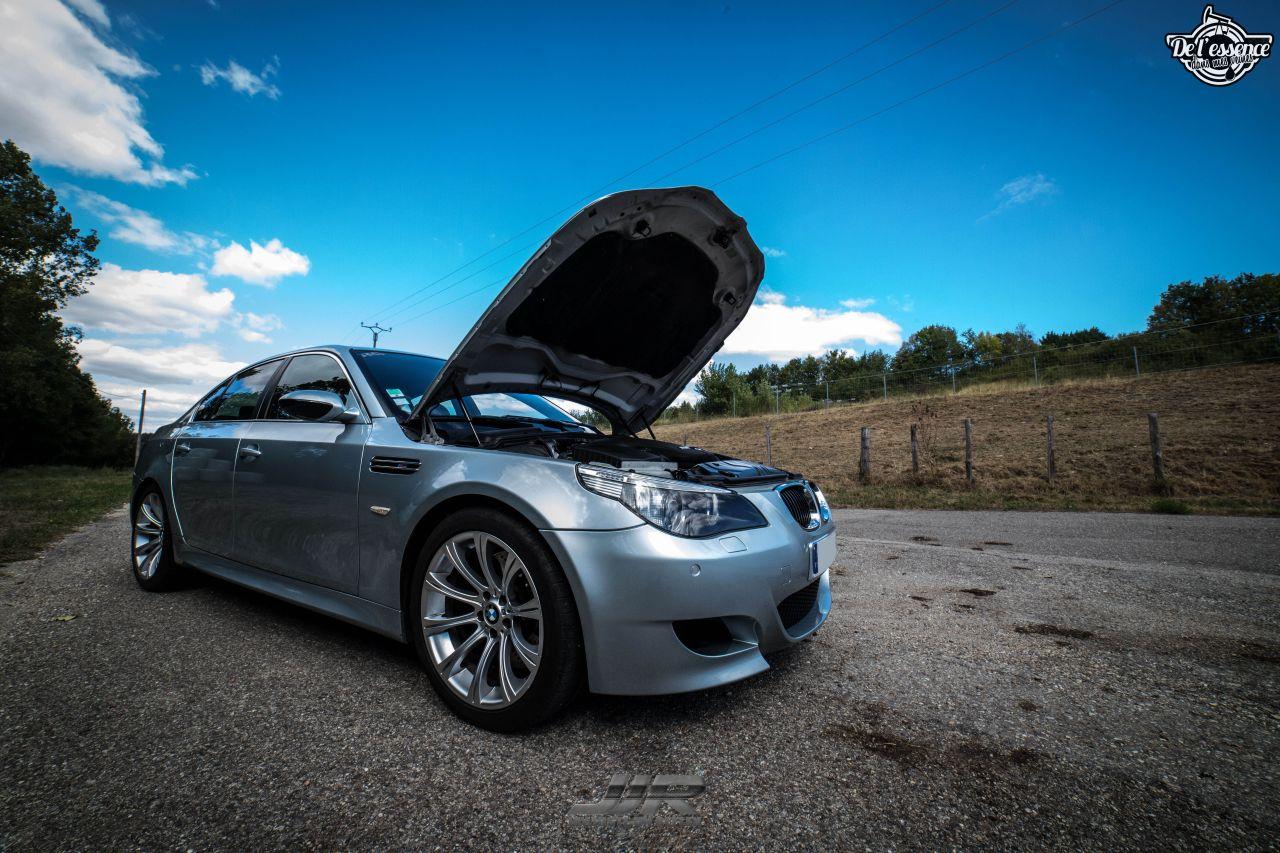 La BMW M5 E60 de Julien - Puissance sans violence ! 31