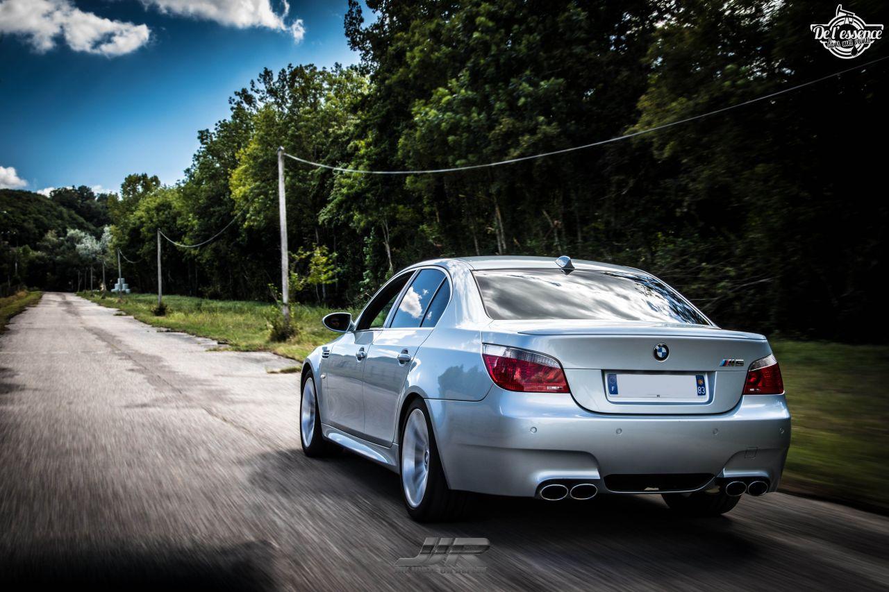 La BMW M5 E60 de Julien - Puissance sans violence ! 34