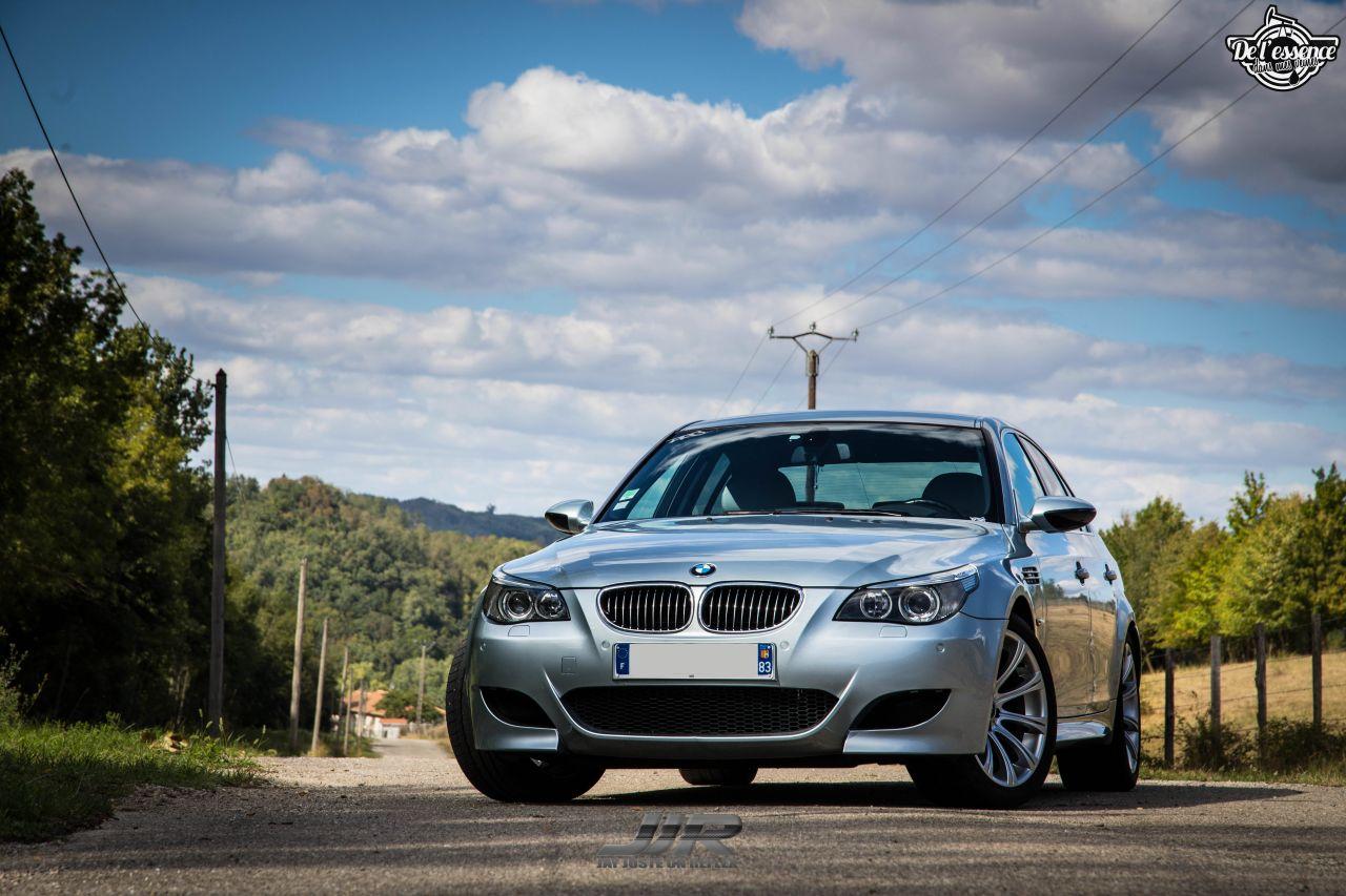 La BMW M5 E60 de Julien - Puissance sans violence ! 30