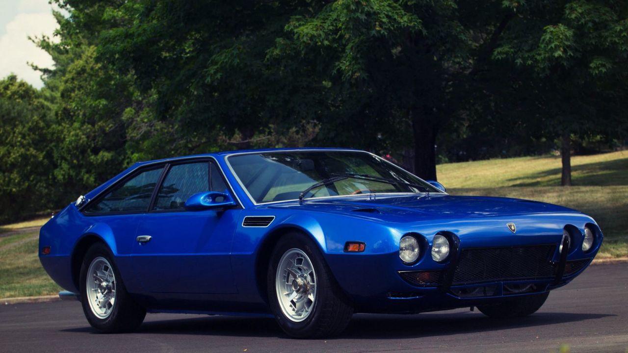 Lamborghini Jarama GT de 1972 - Jara... Quoi ? 26