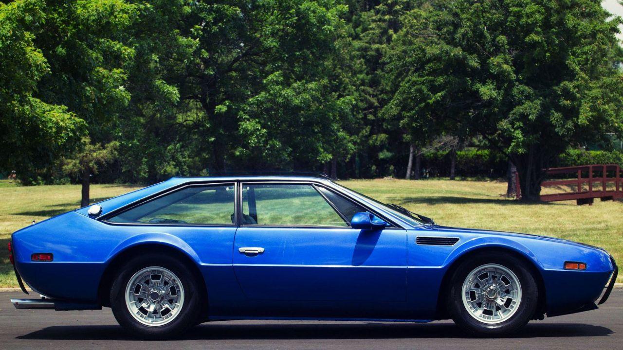 Lamborghini Jarama GT de 1972 - Jara... Quoi ? 20