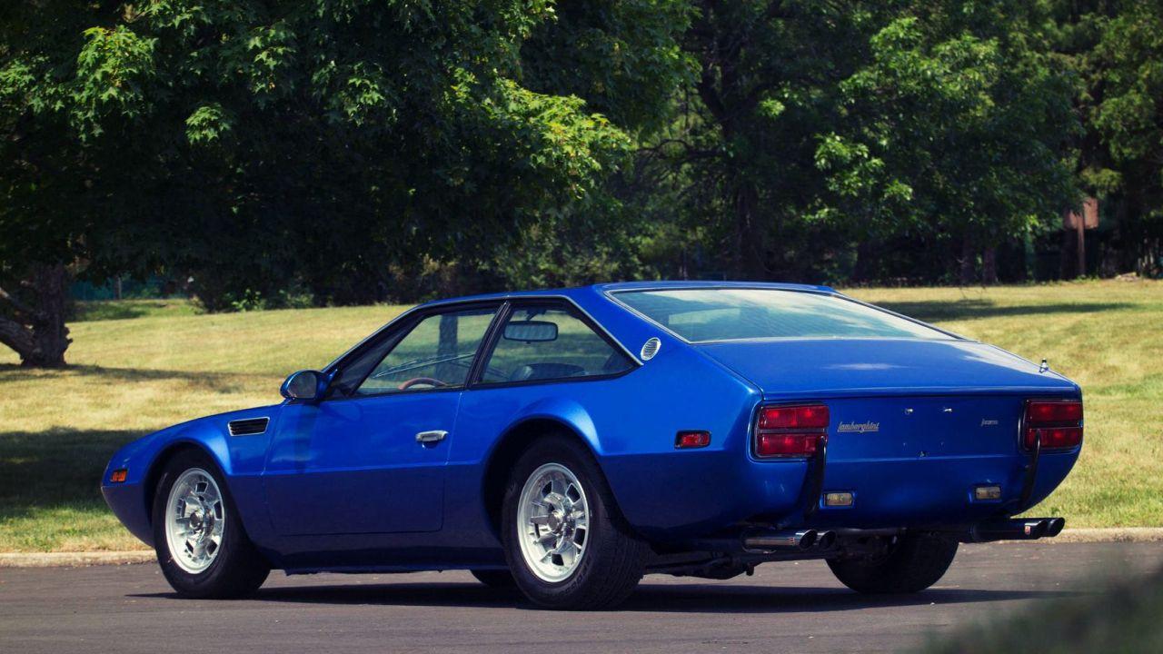 Lamborghini Jarama GT de 1972 - Jara... Quoi ? 19