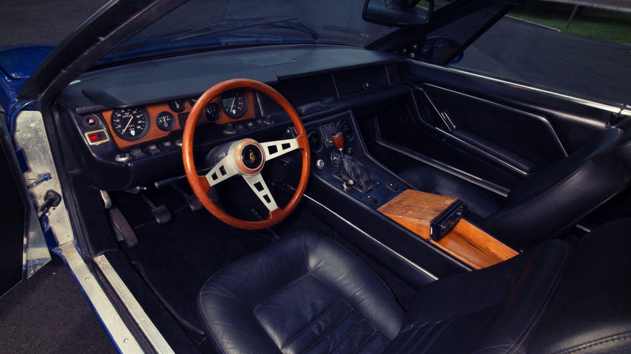 Lamborghini Jarama GT de 1972 - Jara... Quoi ? 21