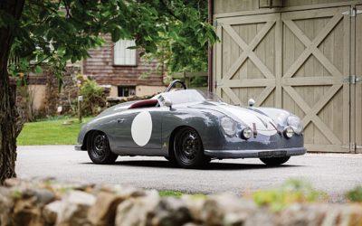 Porsche 356 Outlaw : Family Business