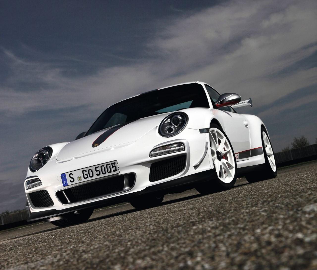 Porsche 911 997 GT3 RS 4.0 - La dernière fusée du bouquet 4