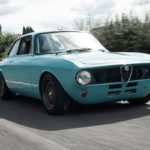 Alfa Romeo Giulia GT Junior Swap 2.7L - Singer à l'italienne !