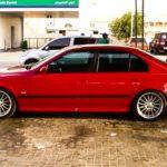 BMW MVR 560i E39 - M5 Super Saiyan !