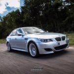 La BMW M5 E60 de Julien - Puissance sans violence !