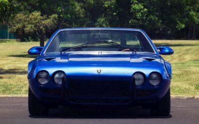 Lamborghini Jarama GT de 1972 – Jara… Quoi ?