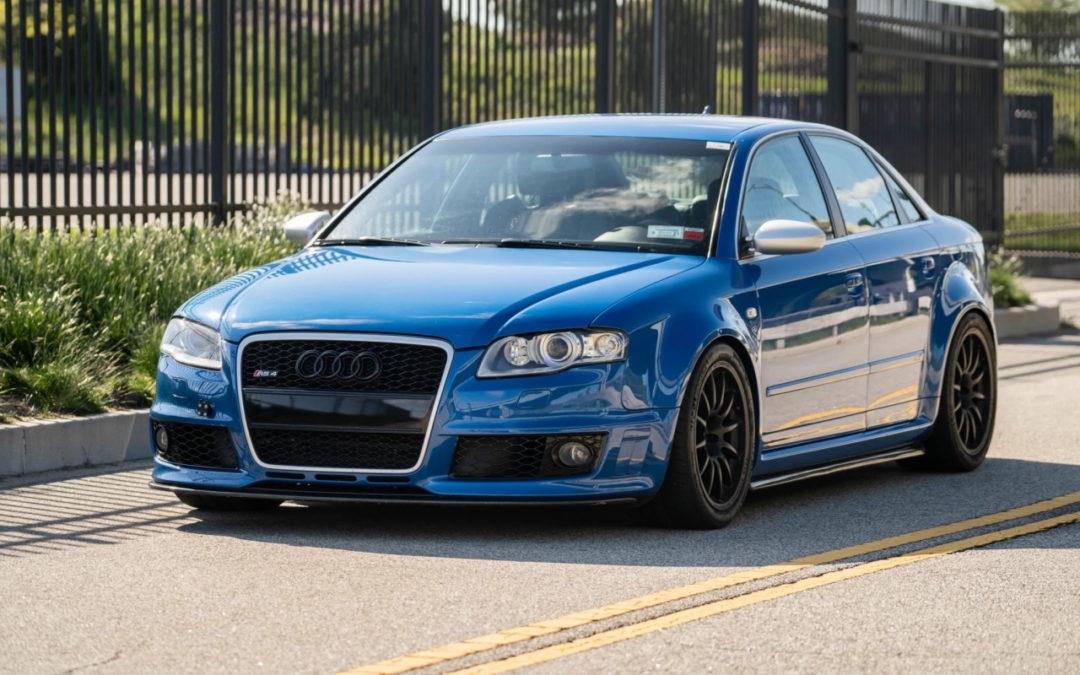 '07 Audi RS4V8 B7 : What else?