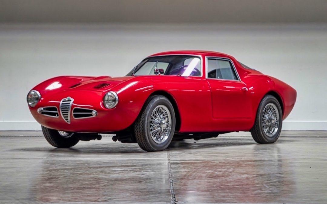 '53 Alfa Romeo 1900 Speciale – Vraie fausse !