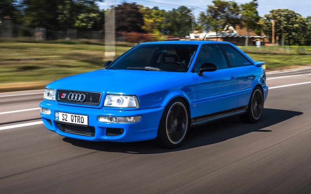 '90 Audi Coupé – S et RS Spirit !