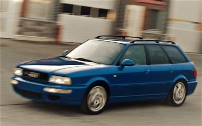 Audi RS2 Avant – Un turbo pour papa !