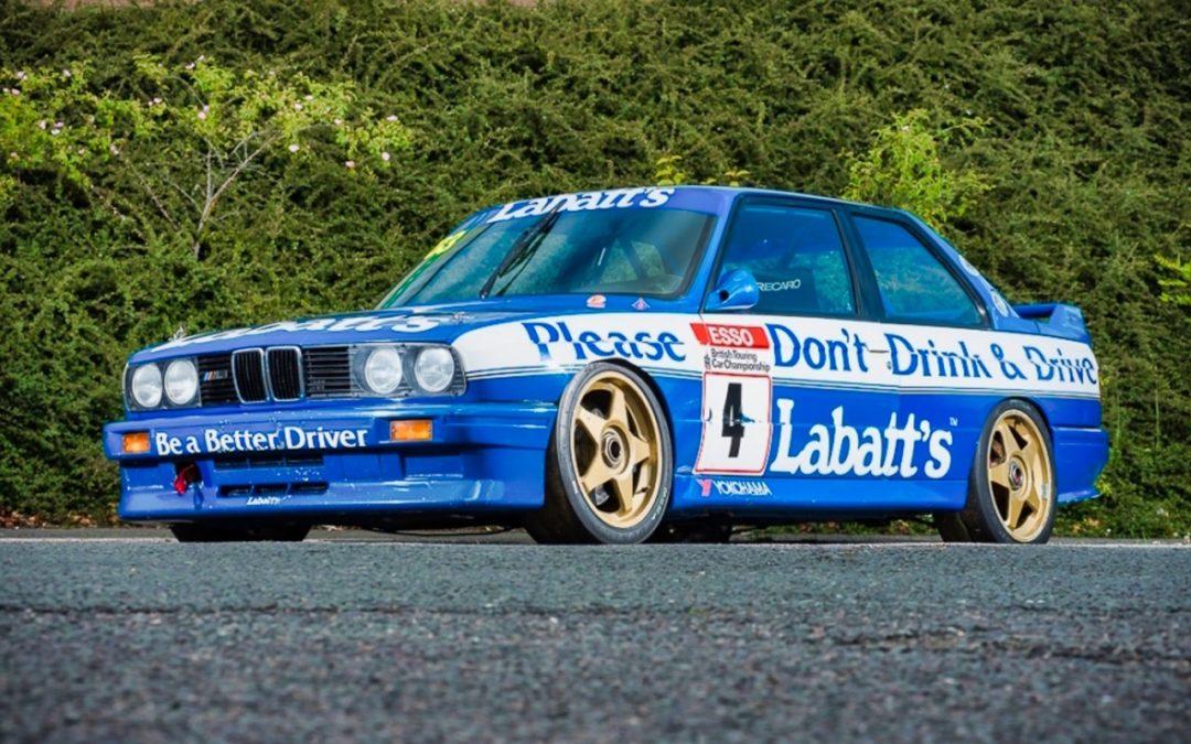 BMW M3 BTCC – Une partie de la légende !