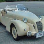 2CV Burton - La Deuche roadster !