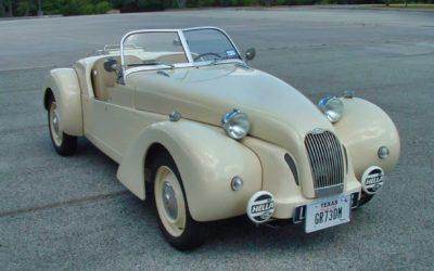 2CV Burton – La Deuche roadster !