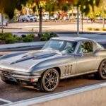 '64 Chevrolet Corvette C2 - Stingray'stomod !