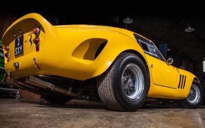 Ferrari 250 GTO Hot Rod… Une Gee Tee Ho de 601 ch !