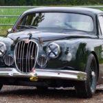 Jaguar 3.4 Saloon... Une Mk1 dans la course !