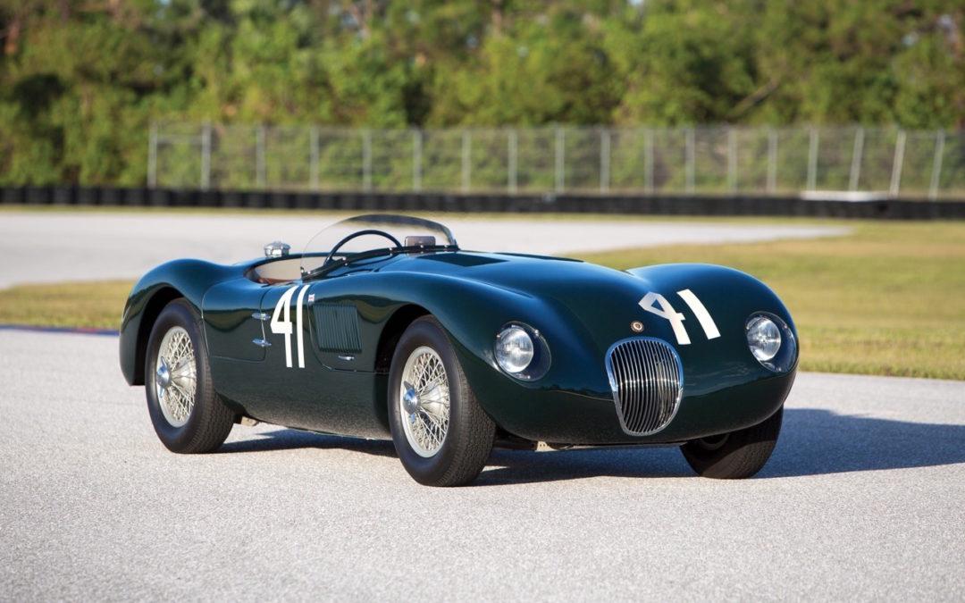 Jaguar Type C : Divine féline !
