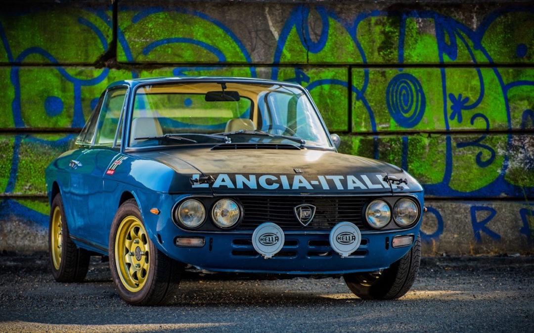 Lancia Fulvia 1.3S… Sportive ?!