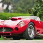 Maserati 300S : Bella macchina !