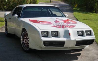 Pontiac Firebird en LS9 Biturbo – The Full Force Trans Am !
