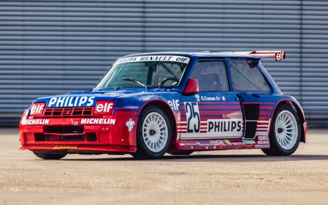 Renault 5 Turbo « Superproduction » – Un bien faible mot !