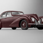 '39 Bentley Corniche Mulliner : Haute couture