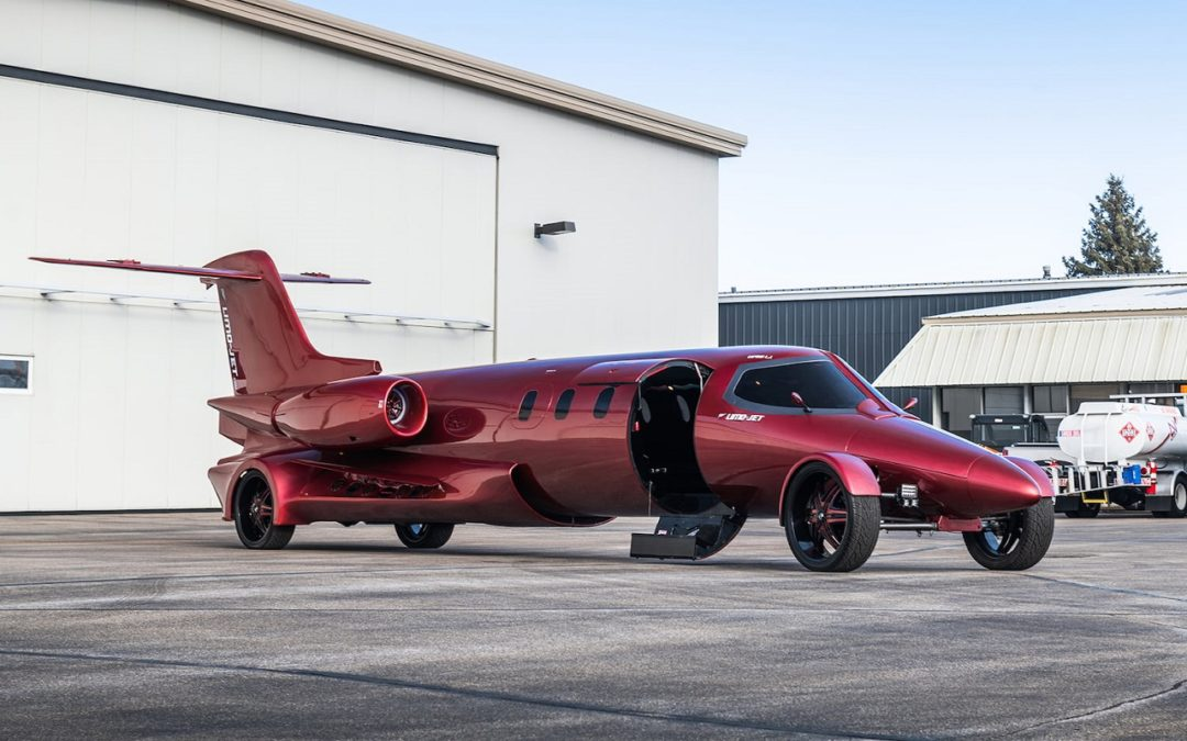 Limo-jet LearJet – Gros oiseau si tu n'as pas d'ailes…