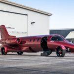 Limo-jet LearJet - Gros oiseau si tu n'as pas d'ailes...
