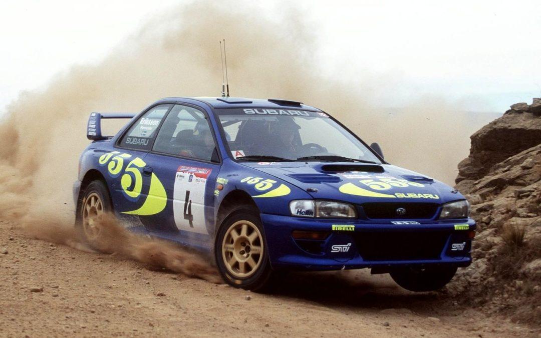 Subaru Impreza S3 WRC 97 – Blum Blum Blum Blum…