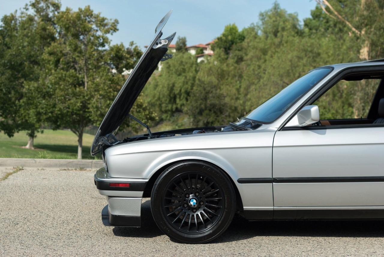 BMW E30 Swap LS6 - Cœur de Corvette ! 6