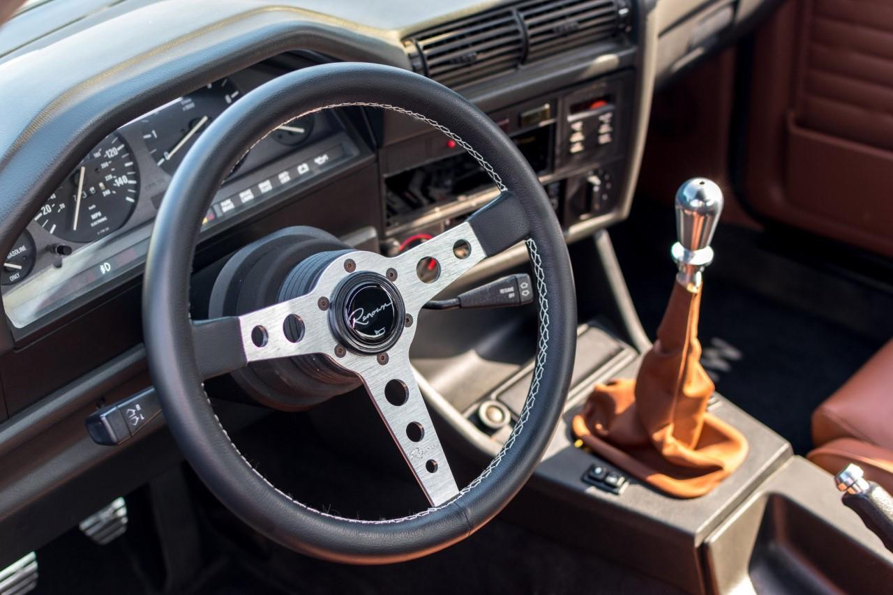 BMW E30 Swap LS6 - Cœur de Corvette ! 4