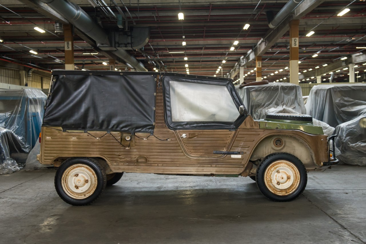 Citroën Mehari 4x4 - Sea, Sex and Polymère 4
