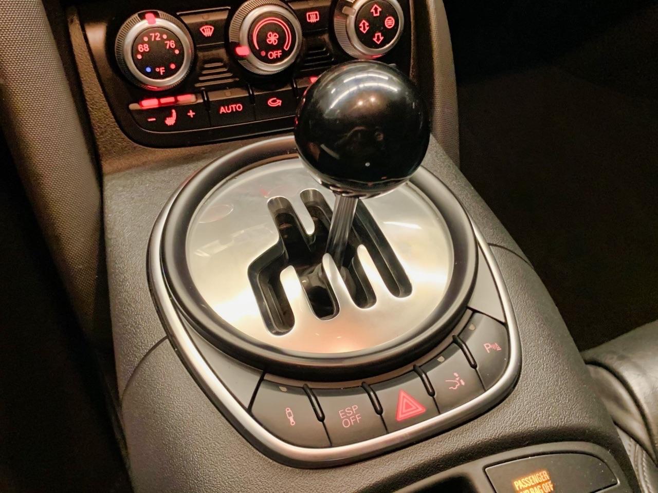 Audi R8 V8 4.2 l - Shootée au biturbo 12