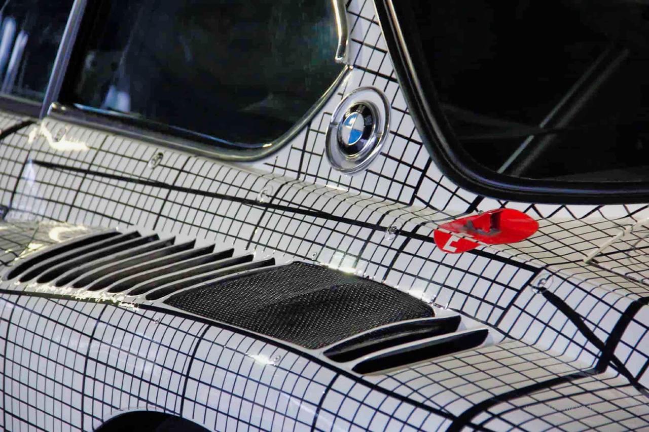 BMW 3.2 CSL TURBO GROUPE 5 – 6 en ligne sauce escargots ! 33