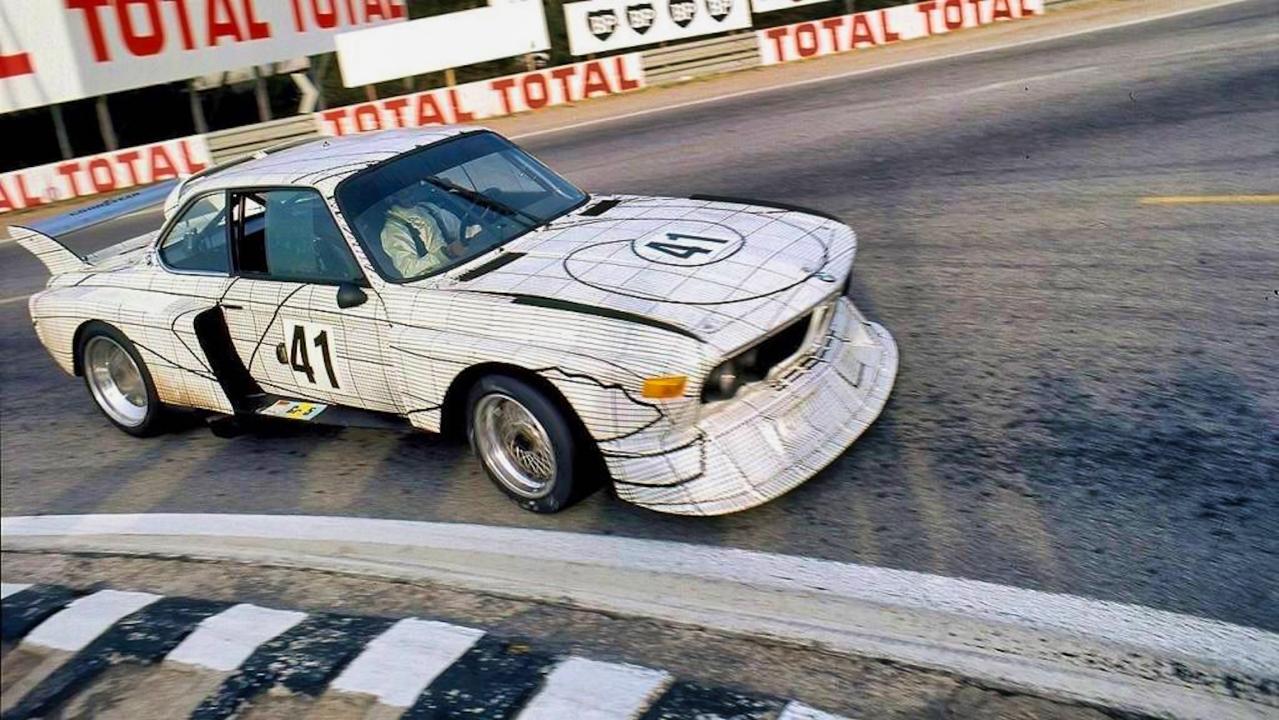 BMW 3.2 CSL TURBO GROUPE 5 – 6 en ligne sauce escargots ! 42
